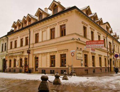 Kancelárske a skladové priestory na Kováčskej ulici, Košice